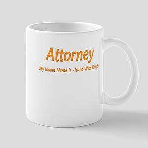 Attorney Mug