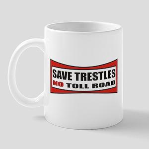 SAVE TRESTLES! Mug