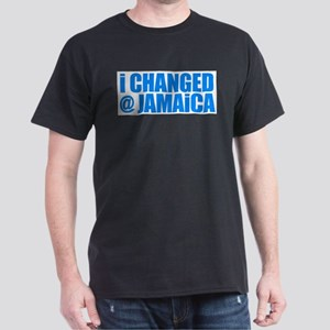 CHANGE AT JAMAICA Ash Grey T-Shirt