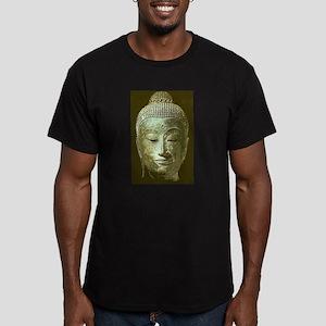 Siddhartha Men's Fitted T-Shirt (dark)