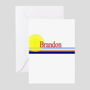Brandon Greeting Cards (Pk of 10)