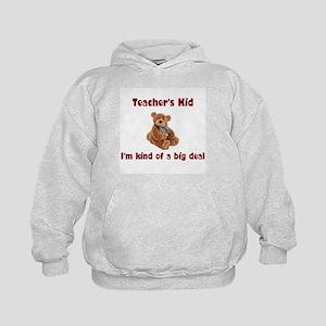 School Teacher Kids Hoodie