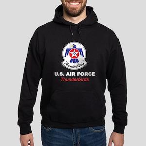 United States Air Force Thunderbirds Hoodie (dark)