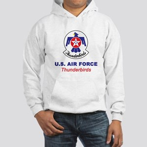 United States Air Force Thunderb Hooded Sweatshirt