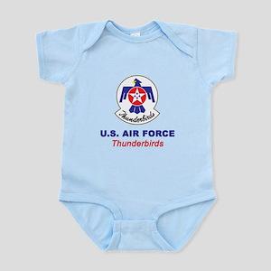 United States Air Force Thunderbir Infant Bodysuit