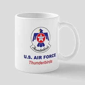 United States Air Force Thunderbirds Mug