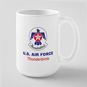 United States Air Force Thunderbirds Large Mug