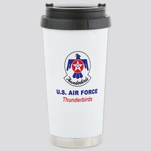 United States Air Force Stainless Steel Travel Mug