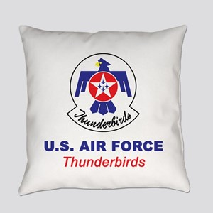 United States Air Force Thunderbir Everyday Pillow