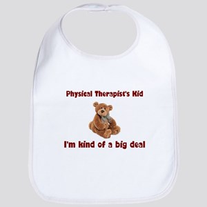 Physical Therapist Bib