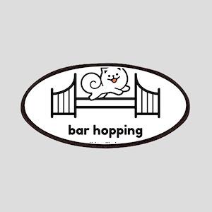 Agility Bar Hopping Patch