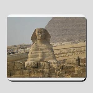 sphinx 123 Mousepad