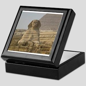 sphinx 123 Keepsake Box