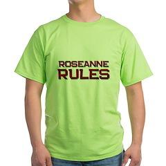 roseanne rules T-Shirt