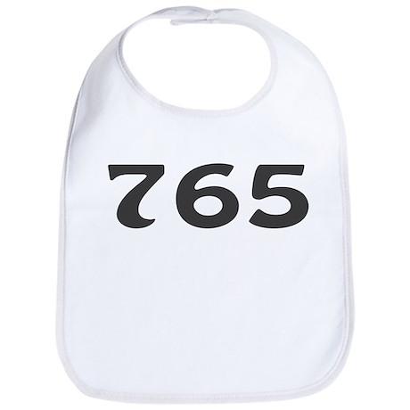 765 Area Code Bib