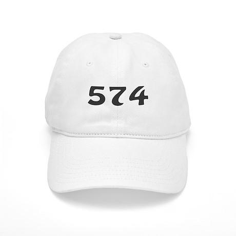574 Area Code Cap