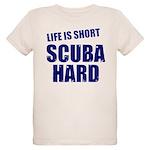 Scuba Hard Organic Kids T-Shirt