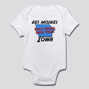 des moines iowa - been there, done that Infant Bod