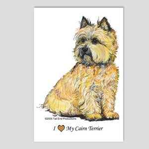 I love my Cairn Postcards (Package of 8)