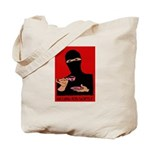 Killing You Softly Tote Bag