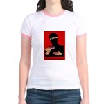 Killing You Softly Jr. Ringer T-Shirt