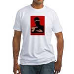 Killing You Softly Fitted T-Shirt
