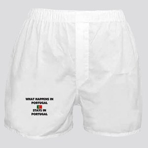 What Happens In PORTUGAL Stays There Boxer Shorts