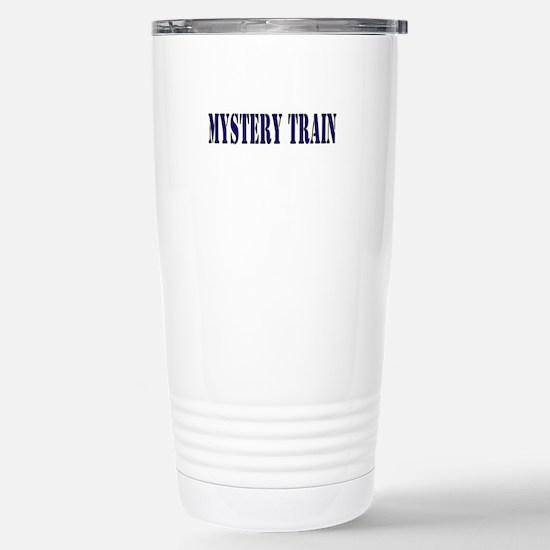 MYSTERY TRAIN Stainless Steel Travel Mug