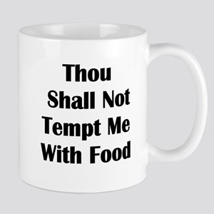 No Tempt Diet Mug