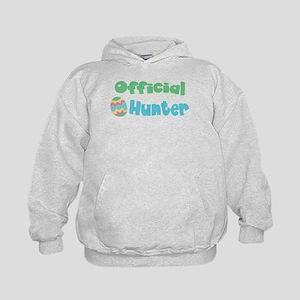 Official Egg Hunter! Boys/Gir Kids Hoodie