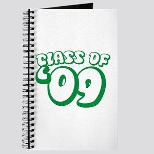 Class Of 09 (Green Bubble) Journal