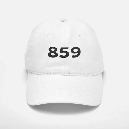 859 Area Code Baseball Baseball Cap