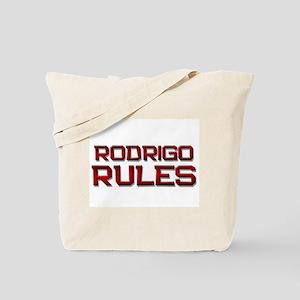 rodrigo rules Tote Bag