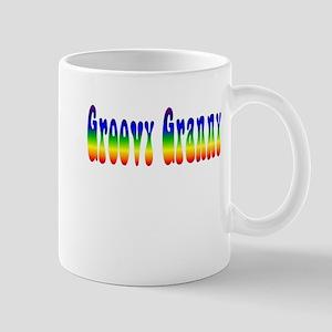 Groovy Granny Mug
