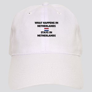 What Happens In NETHERLANDS Stays There Cap