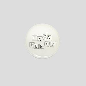 FAGABEEFE Mini Button