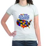 Autism USA Jr. Ringer T-Shirt