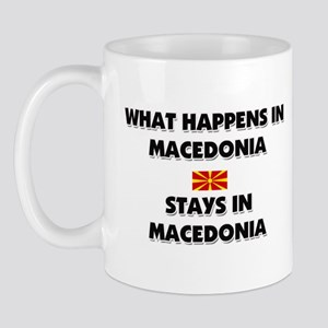 What Happens In MACEDONIA Stays There Mug