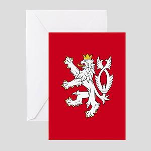 Bohemian Lion Greeting Cards (Pk of 20)