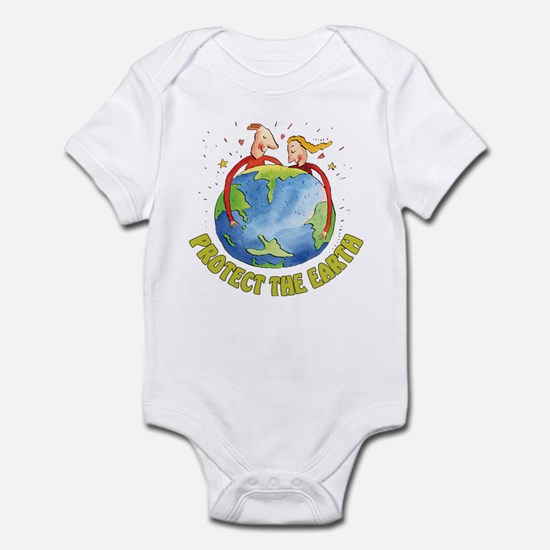 Protect the Earth Infant Bodysuit