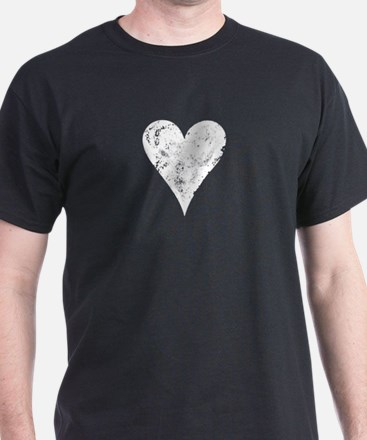 Dead Heart Black T-Shirt