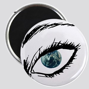Earth Eye Magnet
