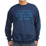 Post-Materntiy Sweatshirt (dark)