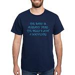 Post-Materntiy Dark T-Shirt