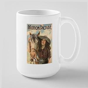 Mabel Normand Large Mug
