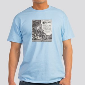 """1946 Whizzer Ad"" Light T-Shirt"
