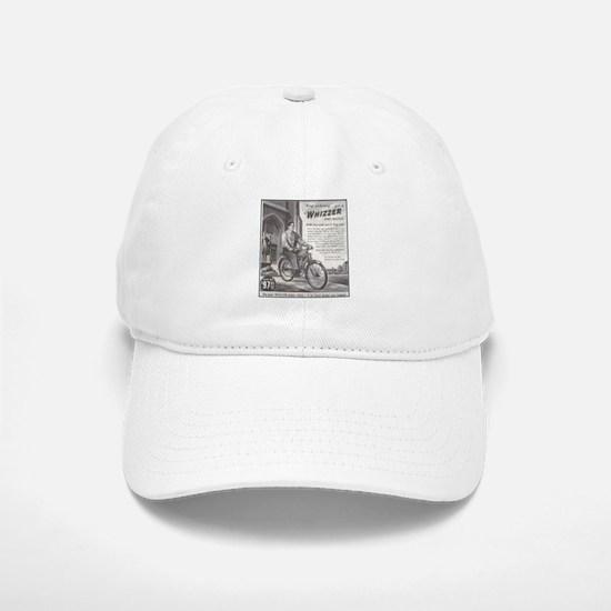 """1946 Whizzer Ad"" Baseball Baseball Cap"
