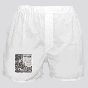 """1946 Whizzer Ad"" Boxer Shorts"