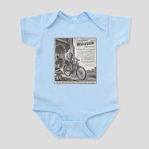 """1946 Whizzer Ad"" Infant Bodysuit"