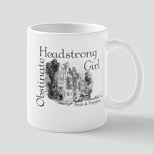 Obstinate Headstrong Girl Mug